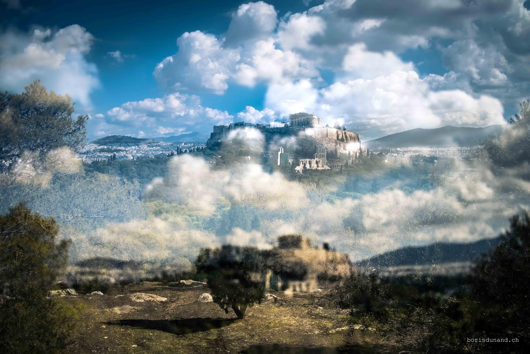Photographie par Boris Dunand - Grèce