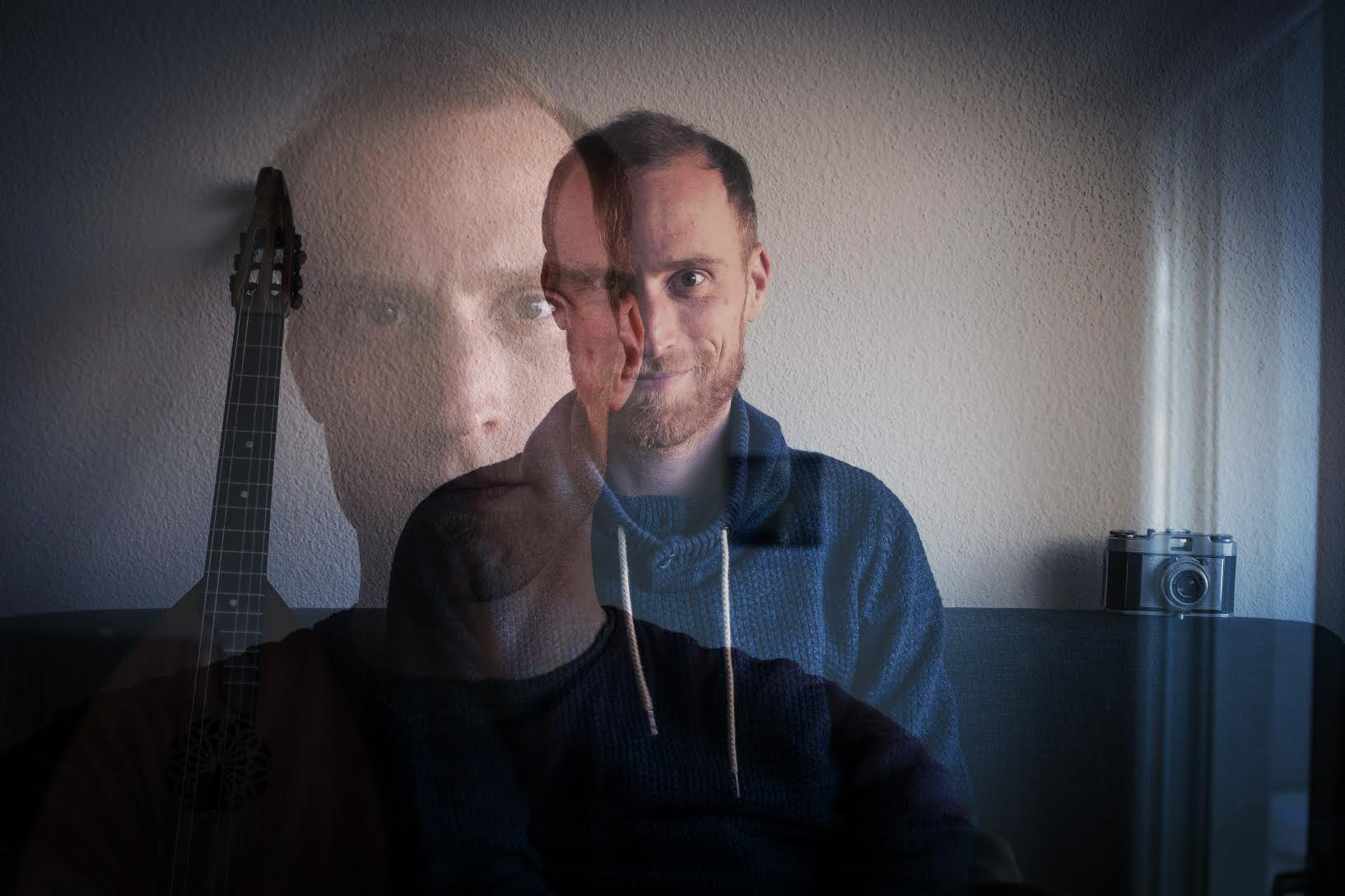 Autoportraits en écho - Photographie par Boris Dunand