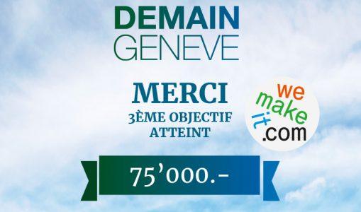 La B.O du film « Demain Genève » sera 100% locale