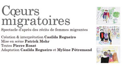 Spectacle – «Coeurs migratoires»