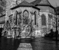 Lueur d'espoir sur le Temple de la Madeleine