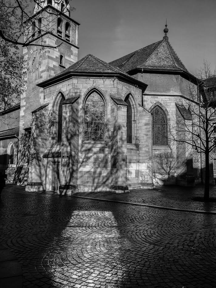 © Olivier Micheli Le temple de la Madeleine