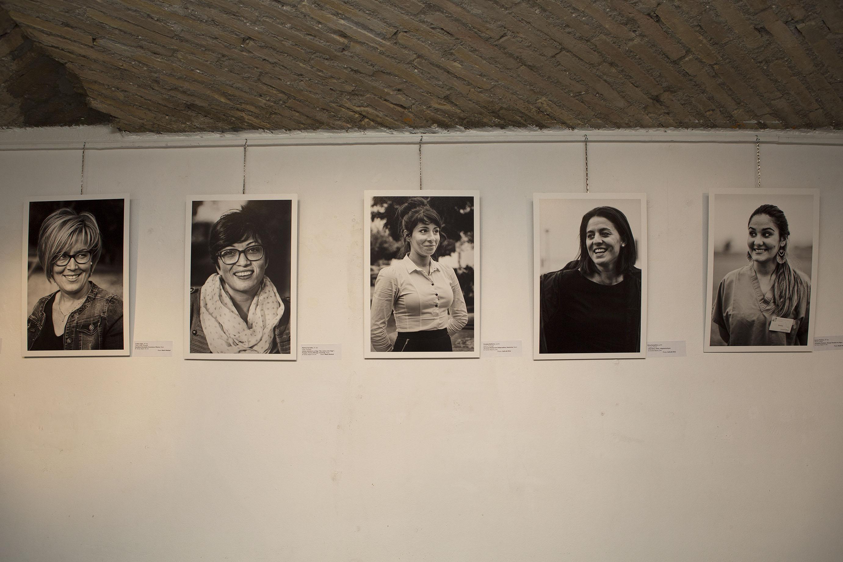 """L'exposition est à découvrir jusqu'au 26 mars, à la galerie """"L'Art dans l'R""""."""