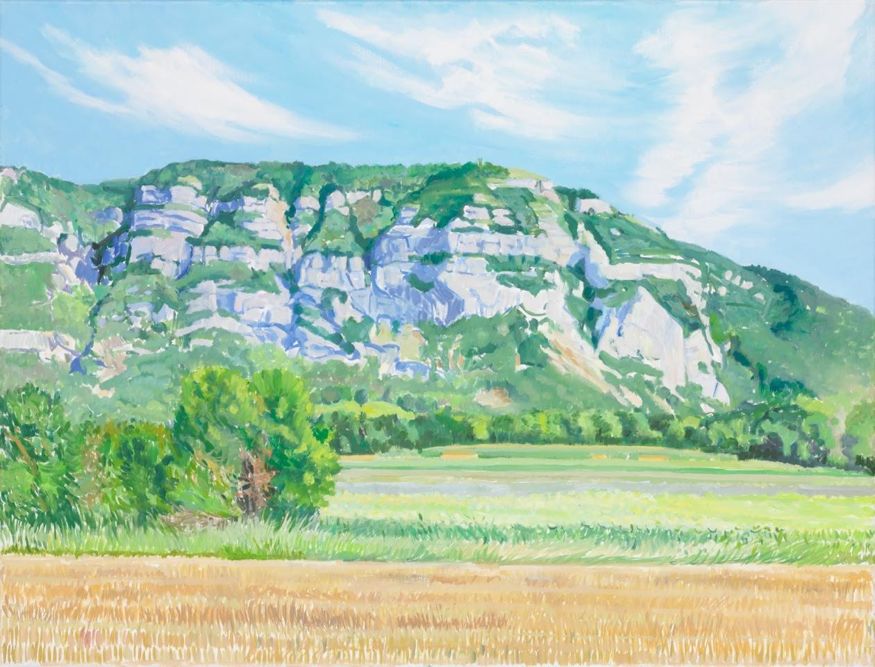 Peinture de Michel Baumgartner