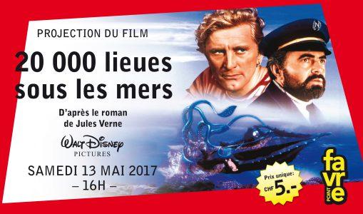 20'000 lieues sous les mers