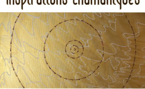 Christian Chiuppi expose ses Inspirations Chamaniques au Centre l'Espérance (peinture acrylique)