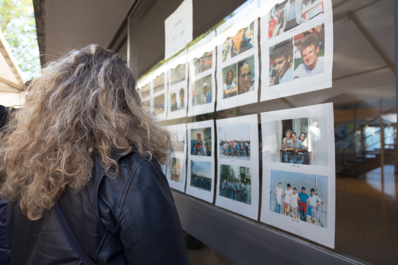 Franc succès pour l'exposition photos