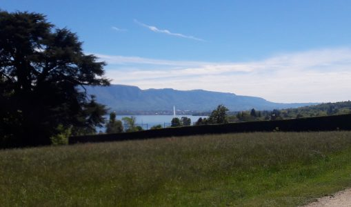 Promenade «A Genthod, il y a de Bellevue»