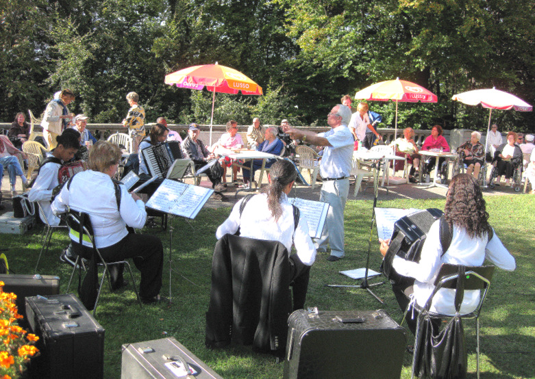 Société accordéoniste mixte