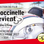 La coccinelle revient – projection de film