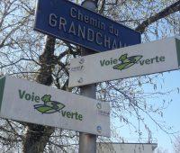 Promenade «La Voie Verte de Vernier»