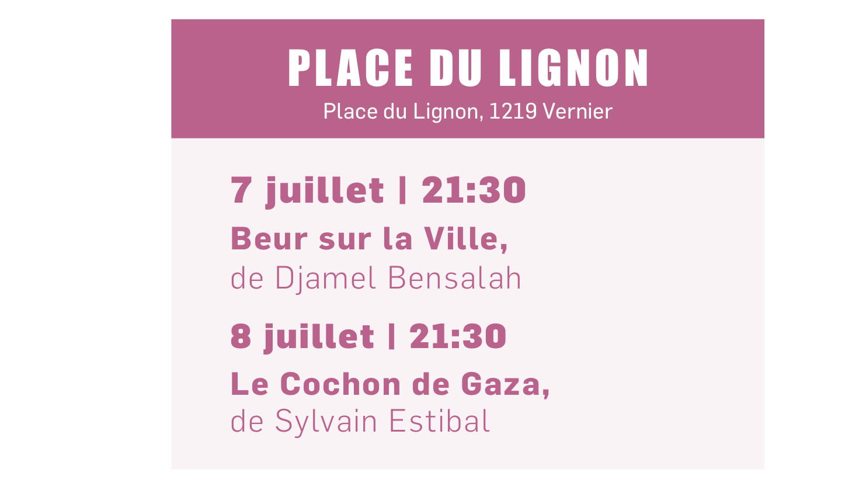 Place du Lignon