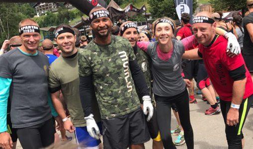 Six genevois à la Spartan race