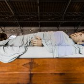 Saga des Géants – La Grand-Mère dort encore paisiblement…