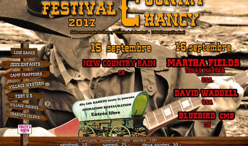 Festival Country Chancy
