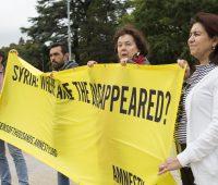 « Syrie : Où sont les disparus et détenus ? »