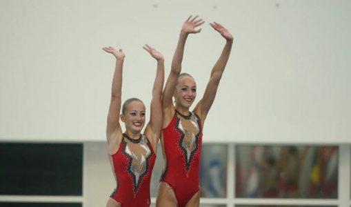Clara Bergonzi glane ses premières médailles internationales