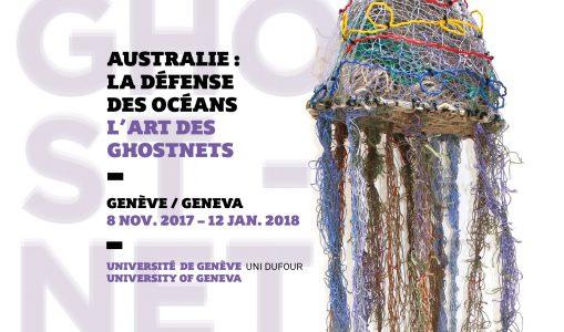 Exposition «Australie: la défense des océans – L'art des ghostnets»