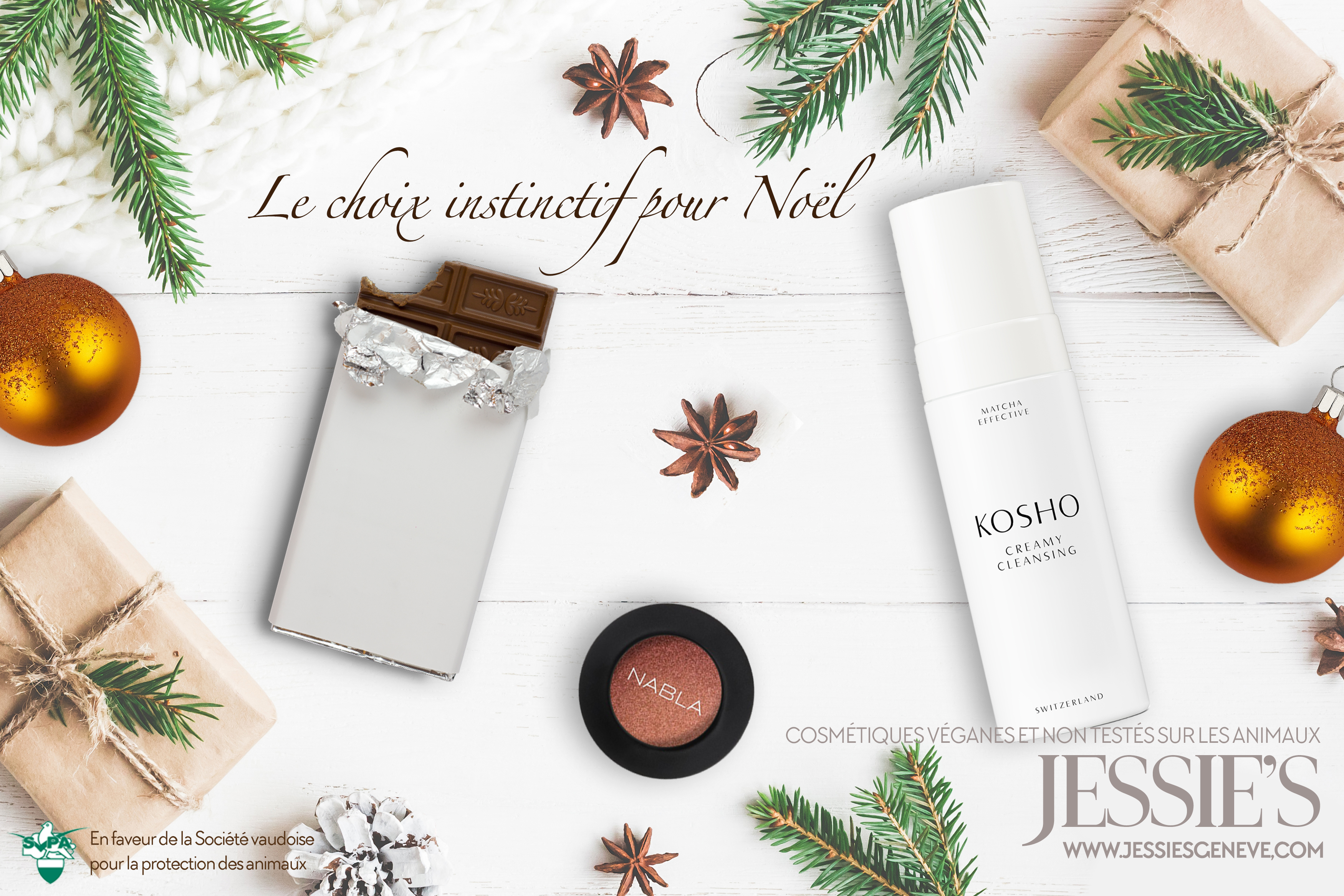 Beauty-Boxes édition spéciale Noël ©Jessie's