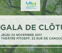 Réservez vos places pour la soirée de clôture du Prix IDDEA 2017 !