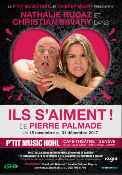 «Ils s'aiment!» au P'tit Music'Hohl!