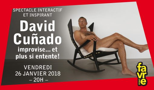 David Cunado improvise et plus si entente