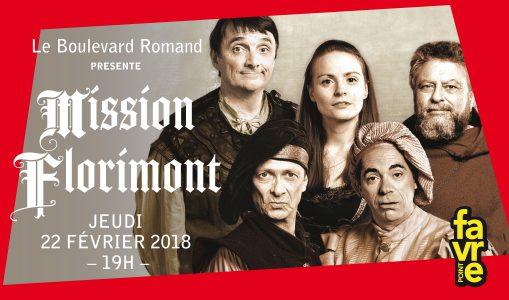 Mission Florimont – Boulevard Romand