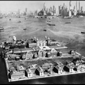 Ellis Island …parcours d'immigrants