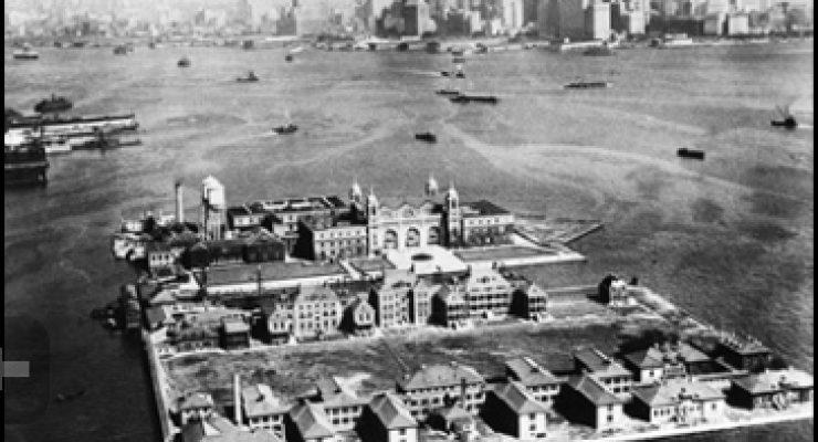 Ellis Island …parcours d'immigrants
