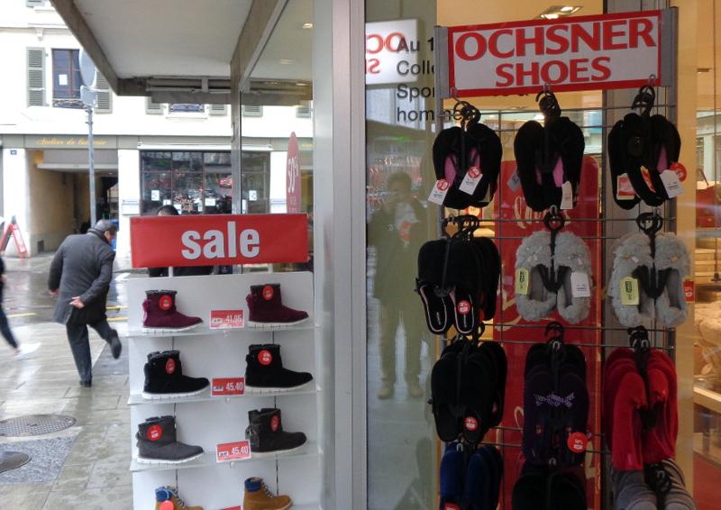 Ochsner Shoes : chaussures et pantoufles sales