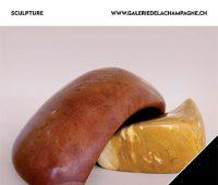 Le sculpteur Luc Tiercy expose à Bernex – Parcours artistique
