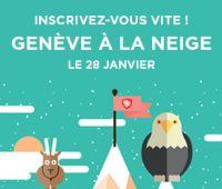 Genève à la Neige