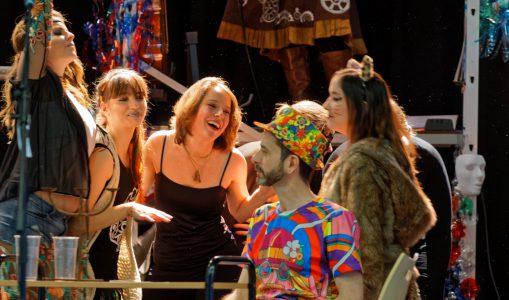Troinex accueille une comédie musicale haute en couleur