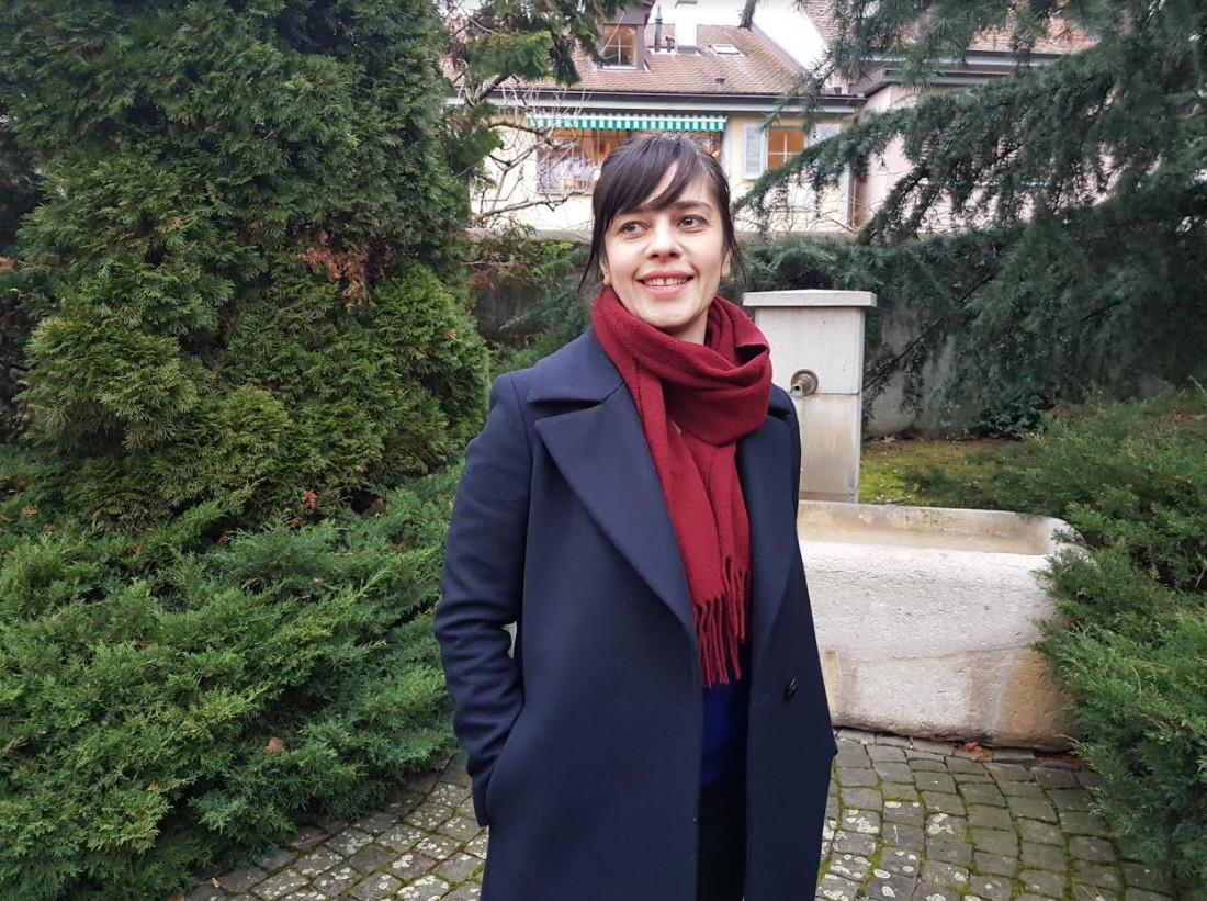 """Tamara Guliani, auteure de """"Mon dernier hivers soviétique"""" paru aux éditions L'Harmattan"""