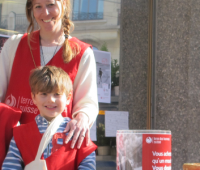 Vente de mouchoirs de Terre des Hommes Suisse: recherche bénévoles!