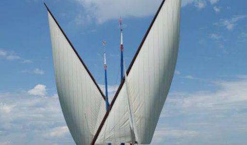 Les barques du Léman