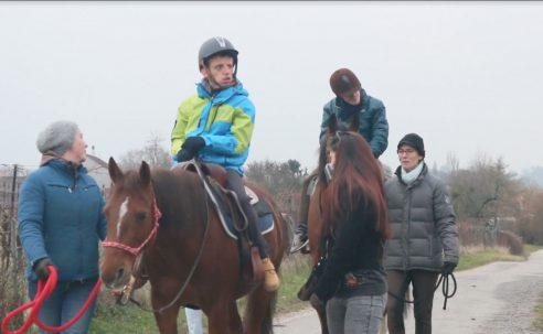La Fondation Equi-page rend l'équitation accessible à tous