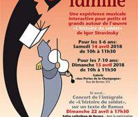 Concert en famille pour les 7-10 ans à Bernex !