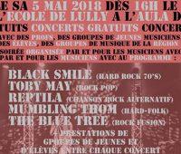 Generations Music : une soirée de concerts rock à Lully