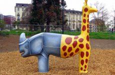 Objets et lieux parfois insolites à Genève