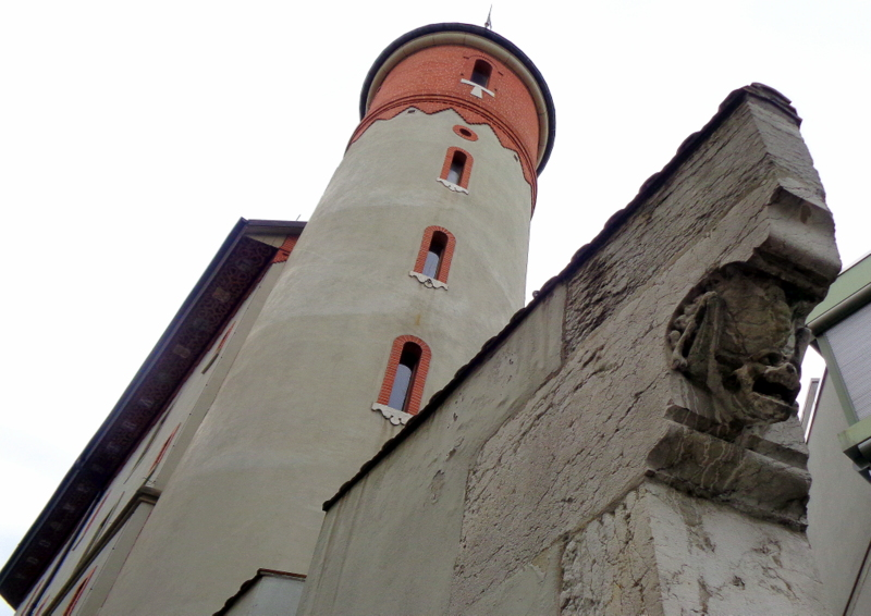 4. Ancienne tour, Passage de la Tour, Maison de quartier de Plainpalais