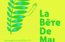 La Bête de Mai – une exposition en collaboration avec Mirjana Farkas et le Jardin d'Aventures de Plan-les-Ouates