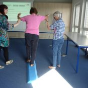 La Haute école de santé de Genève et Cité Générations s'engagent pour la prévention des chutes chez les aînés