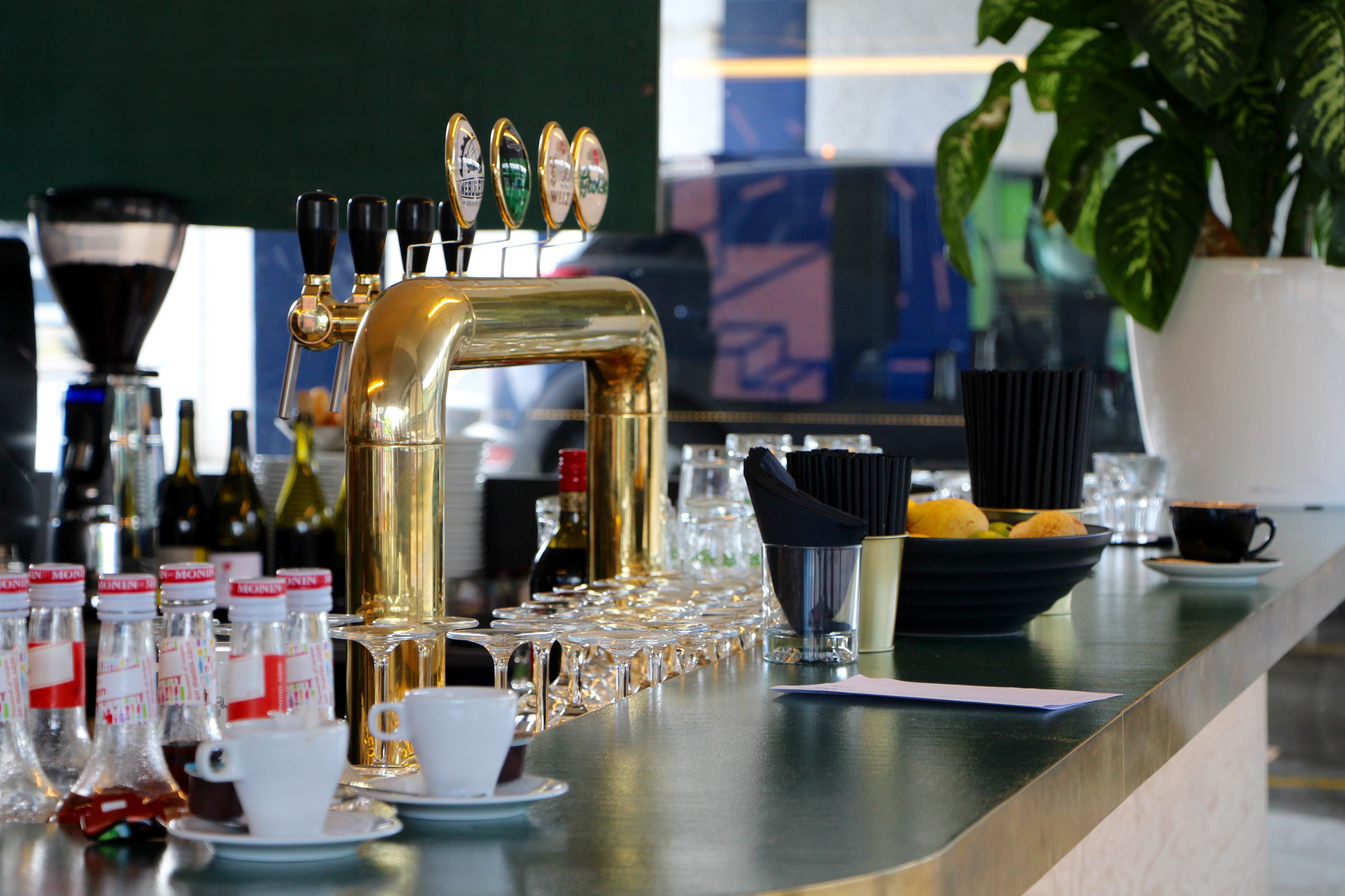 Café ©Eugénie Rousak