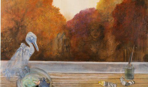Artiste permanente a la galerie L'Art'monie Genève