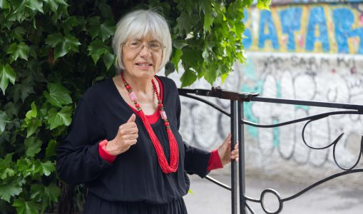 Mai 68, une balade littéraire avec Maryelle Budry
