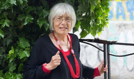 Maryelle Budry, une soixante-huitarde engagée