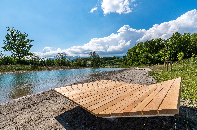 Des bains de soleils qui invitent au farniente  - Photo ©Instagrumpf