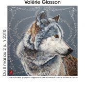 Exposition de l'artiste Valérie Glasson à la Galerie l'Art'monie Genève