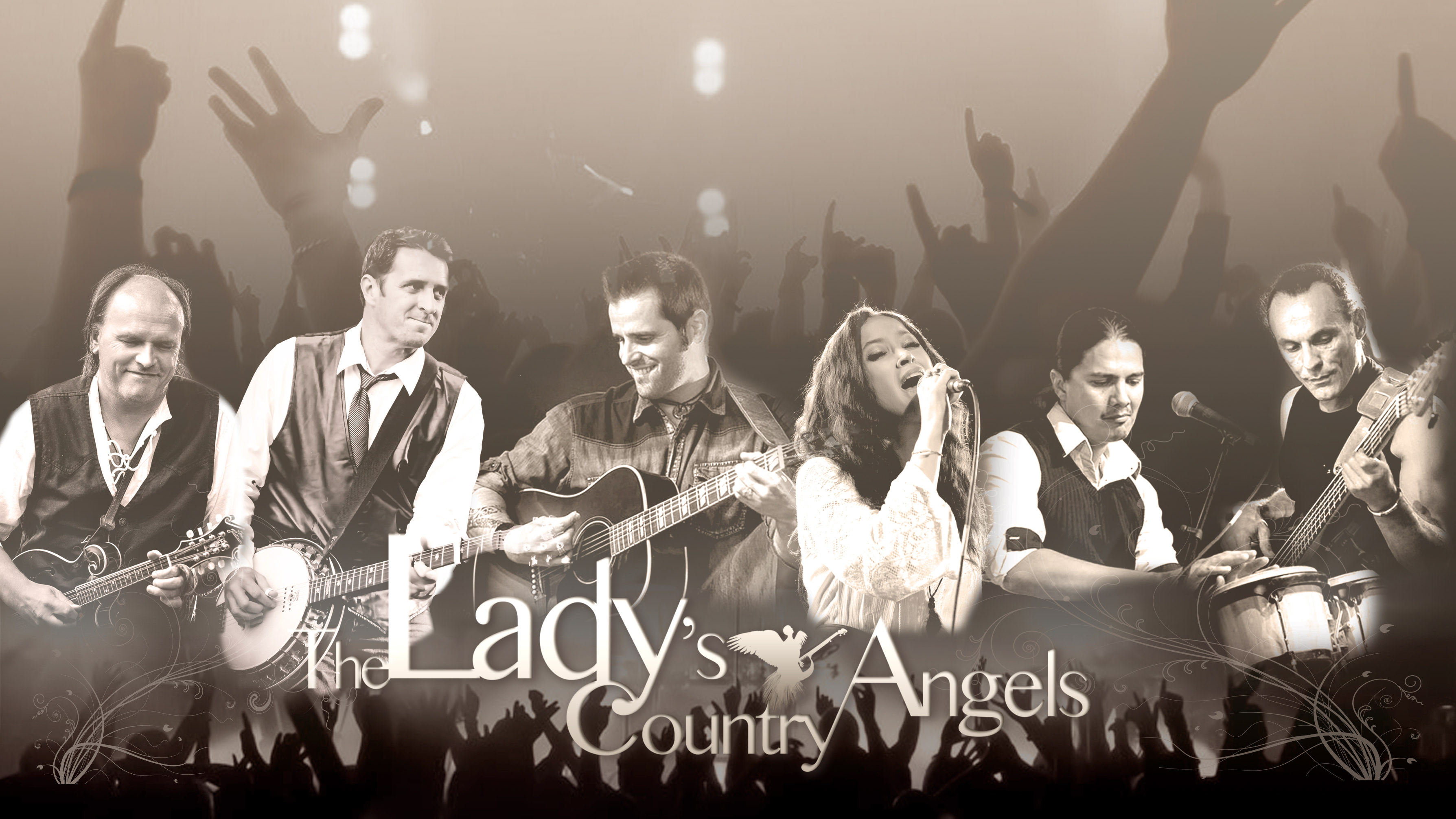Lady's country angels